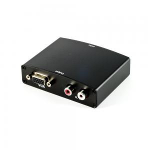 HDMI till VGA+R/L audio