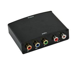 HDMI till YPbPr och R/L audio