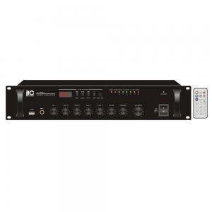 ITC T-120U Mixerförstärkare med USB 120W 100V