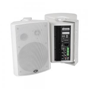 """ITC T-776AWMKII Aktiva högtalare 6.5"""" auto on/off vit"""