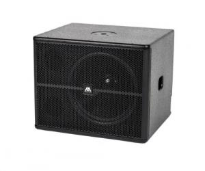 "SE audio HD-115SB 15"" Subwoofer 400W black"