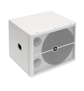 "SE audio HD-115SW 15"" Subwoofer 400W white"