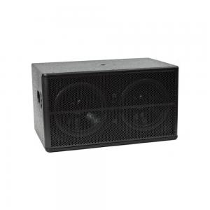"SE audio HD-212SB 2x12"" Subwoofer 800W"