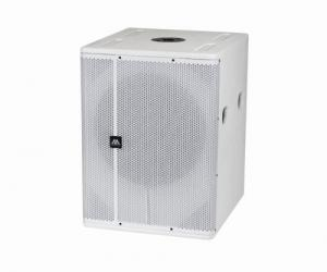 "SE audio SP-118White 18"" Subwoofer 600W"