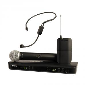 SHURE BLX1288 PG58/PGA31 trådlös handmik/headset