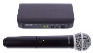 SHURE BLX24E/PG58 trådlös handmikrofon