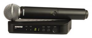 SHURE BLX24E/SM58 trådlös handmikrofon