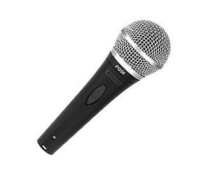 SHURE PG58 handmikrofon med brytare