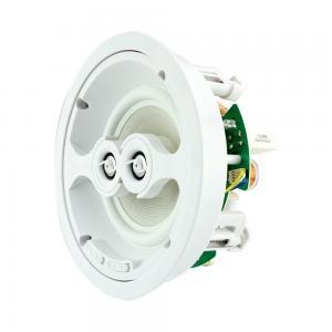 """TRUAUDIO GGD-6, 6.5"""" stereo Takhögtalare med ramlöst galler, 150W"""