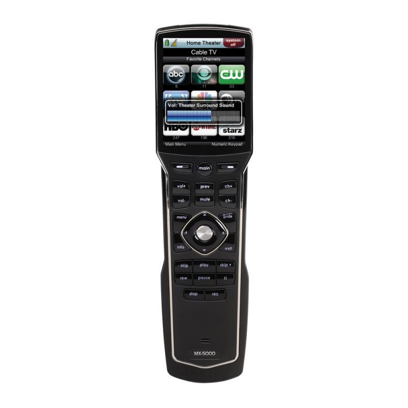 URC MX-5000I Wi-Fi fjärr med touch