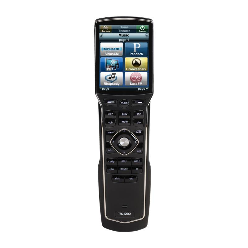 URC TRC-1280 2-vägs Wi-FI fjärr med touch