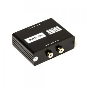 SE-SMC, Stereo till 2x mono omvandlare