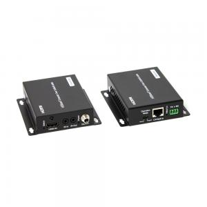 HDMI-förlängare HDBaseT 70M@1080P, 40M@4K 60Hz YUV 4:2:0, RS232, Ir, Kit