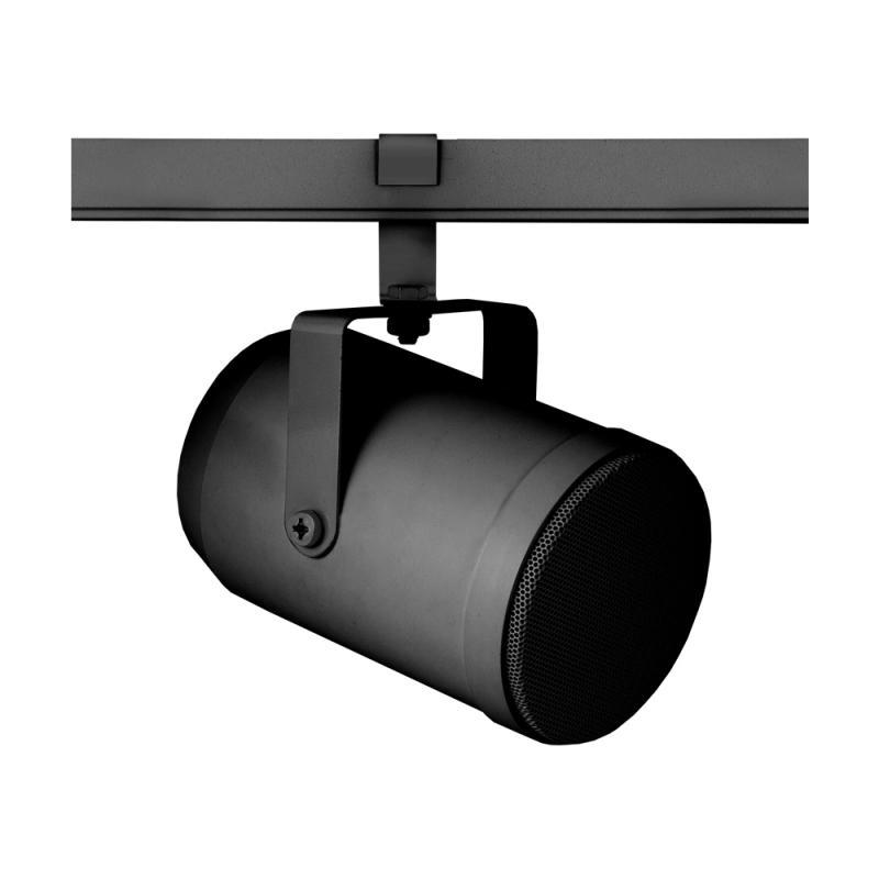 """SE audio PT-5iB 5"""" Fullrange 100V Powertrack black speaker"""