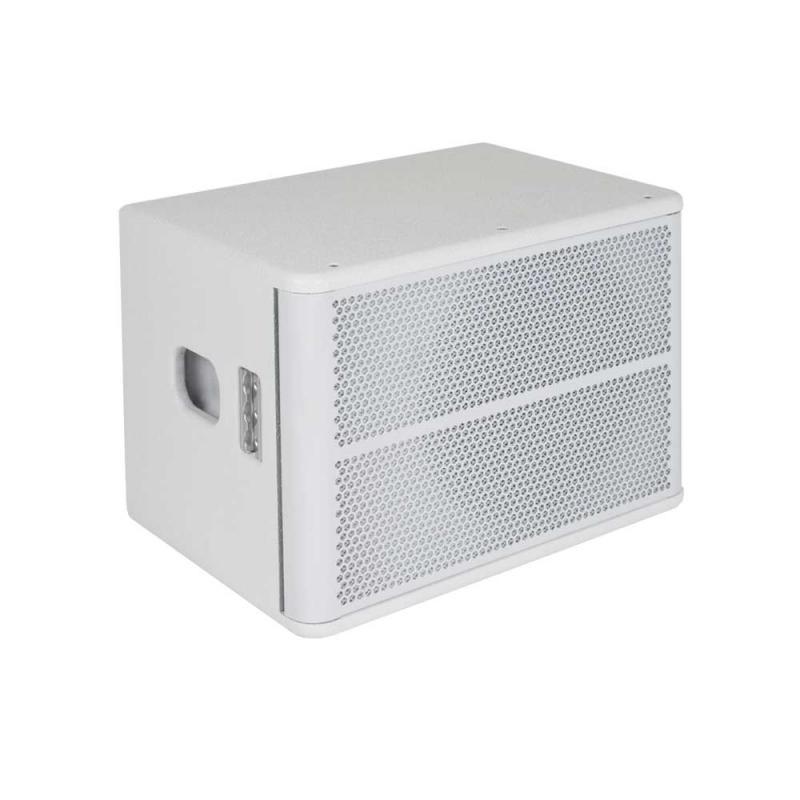"SE audio HD-110SW 10"" Subwoofer 400W white"