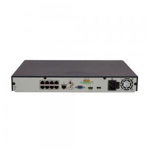 UNV NVR302-08S-P8, 8x POE, 2x SATA