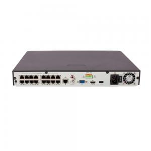 UNV NVR302-16S-P16, 16x POE, 2x SATA