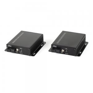 Balun SE-U4OF, 2x stereo RCA över Fiber extender, max 20 km