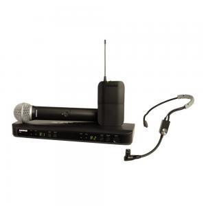 SHURE BLX1288 SM58/SM35 trådlös handmik/headset