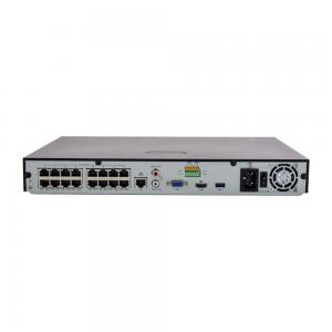 UNV NVR302-16E-P16-B, 16x POE, 2x SATA