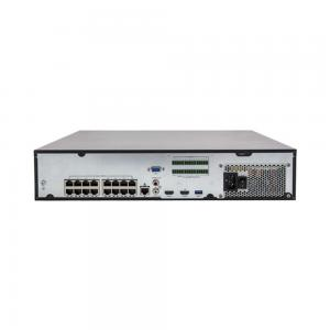 UNV NVR304-32EP-B, 4x SATA