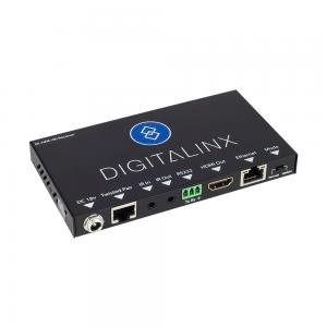 DL-HDE100, Digitalinx HDMI HDBaseT Extension Set w/ Control & Ethernet