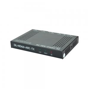 DL-HD60-ARC, HDBaseT extender set with Audio Return Channel and Flexible Power