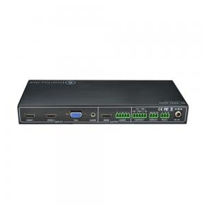 DL-AS31-2H1V, 3x1 Auto Switcher - 2 HDMI and 1 VGA w/audio Input