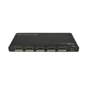 DL-A51, 5x1 HDMI Auto Switcher