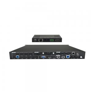 INT-PS82-H2, Intelix 8x2 Multi-Format Presentation Matrix Switcher Kit w/HDBaseT Receiver