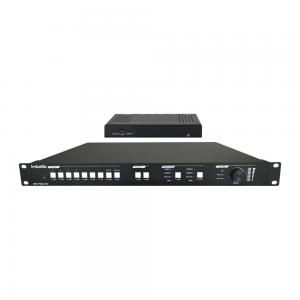INT-PS82-H2, Intelix 8x2 Multi-Format Presentation Matrix Switcher Kit w/HDBaseT Receiver