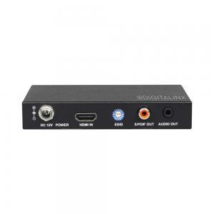 DL-UHDILC, In-Line HDMI Auto Sensing Room Controller