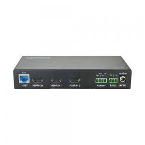 AS-2H, Dual HDMI Auto-Switcher with HDMI & HDBaseT Output