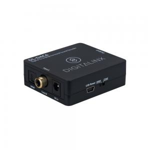 DL-DAC6, Digitalinx Digital to Analog Surround Sound Decoder