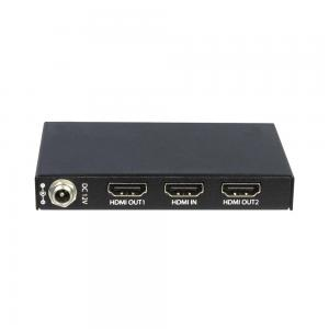HD12S, Intelix 1x2 HDMI 2.0 Distribution Amp / Splitter