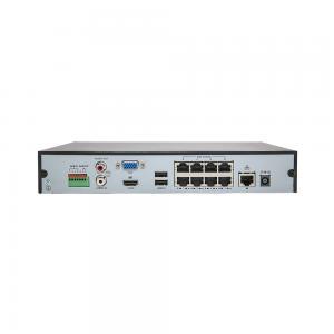 UNV NVR301-08-P8, 8x POE, 1x SATA
