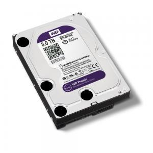 HDD 2TB 3,5 SATA WD20PURX-64PFUY0