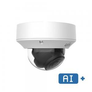 UNV IPC3234SA-DZK, Vandalsäker Dome, motor zoom 2.8-12 mm, 4MP, AI