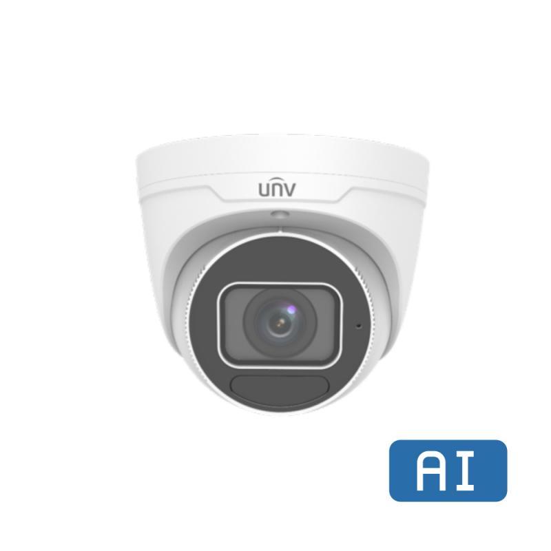UNV IPC3634SS-ADZK-I0, Turret, Lighthunter, autofokus, motorzoom 2,7-13,5mm, 4MP, AI