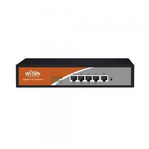 Wi-Tek AC105P Router och AP Controller 5x PoE Gb portar