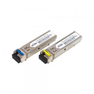 Wi-Tek SFP10LC Gigabit Fiber module 3 KM LC connector