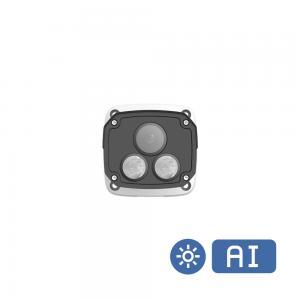 UNV IPC2225SE-DF40K-WL-IO, Bullet , 4.0 mm lins, 5MP, AI Colorhunter