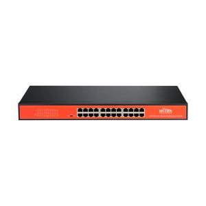 Wi-Tek SG124 switch 24 portar 10/100/1000