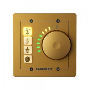 Harvey RC4 US-GO väggpanel guldfärgad
