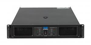 SE-4600CR Slutsteg 4x600W 8ohm, inbyggt delningsfilter