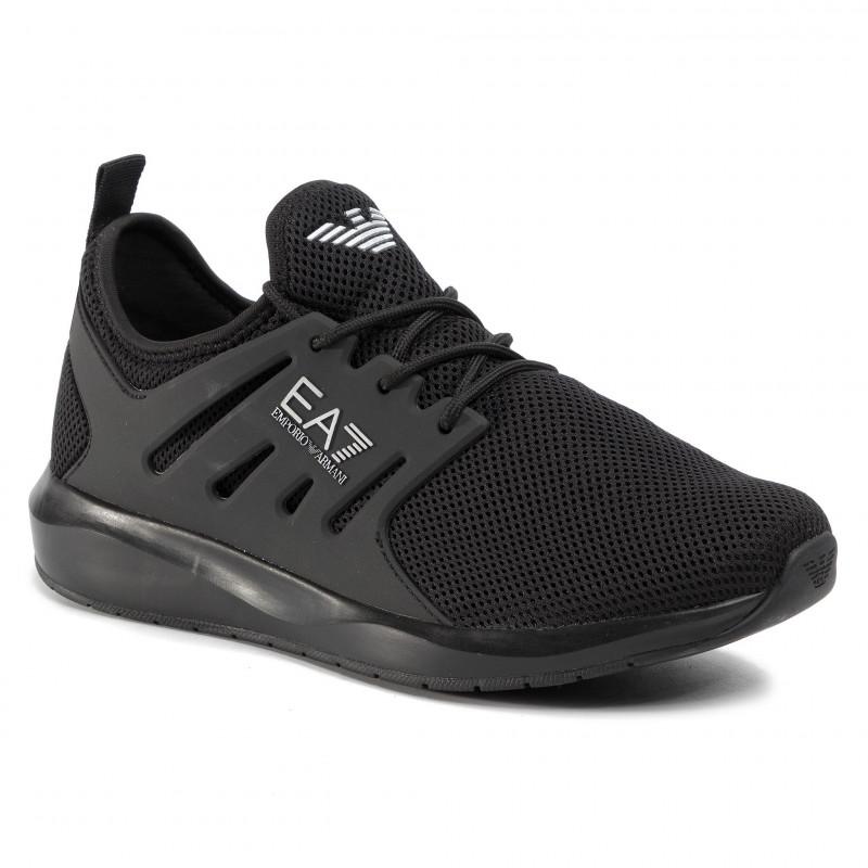 EA7 Triple Black Shoe