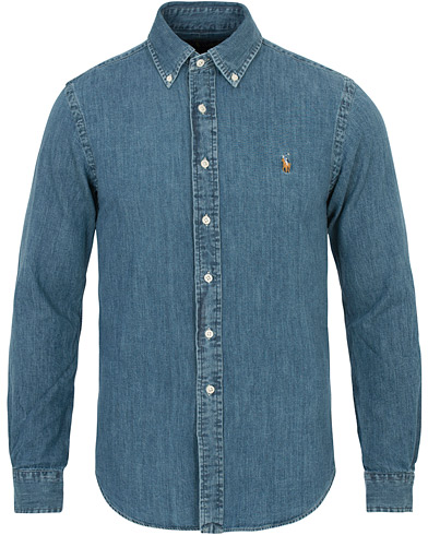 Ralph Lauren Regular Fit Denim Shirt