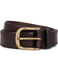 Morris Leather Jeans Belt