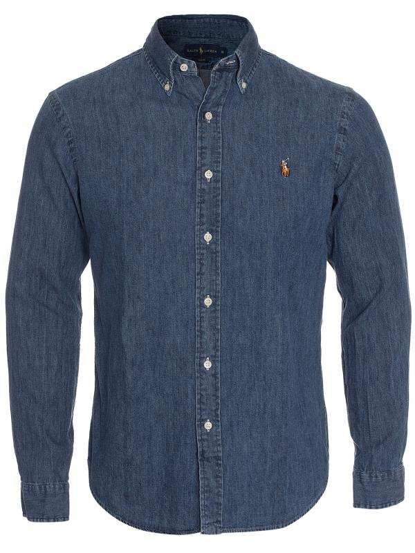 Ralph Lauren Denim Shirt Slim Fit