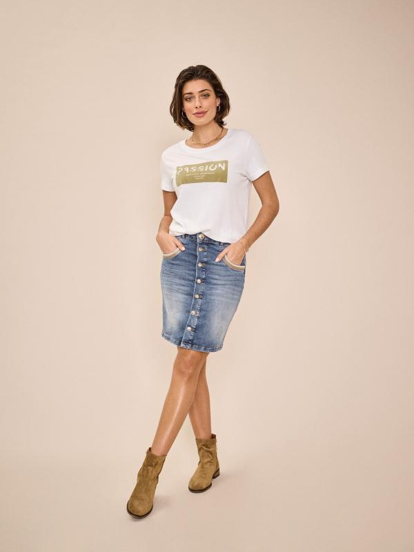 Mos Mosh Vicky Wave Skirt